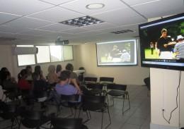 Sessão do Curta Cehmob no dia 15. Foto: Rafaella Arruda.